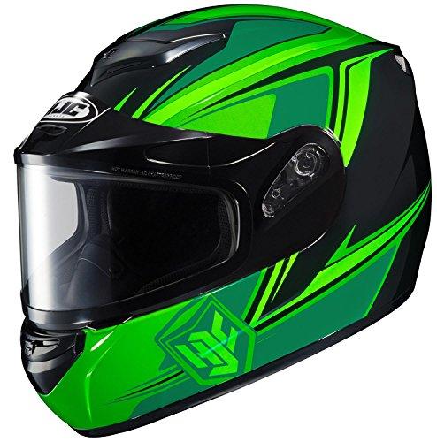 HJC Closeouts CS-R2SN Seca Full Face Snow Helmet Framed D...