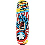 Santa Cruz Skateboards Marvel Captain America Hand Skateboard Deck - 8.26'' x 31.7''