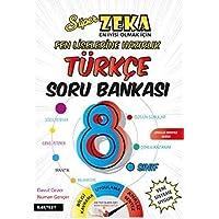 Nar Test 8. Sınıf Süper Zeka Fen Liselerine Hazırlık Türkçe Soru Bankası-YENİ