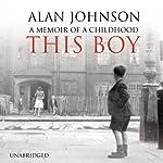 This Boy | Alan Johnson