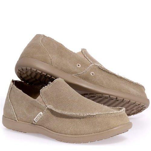 Crocs Men's Khaki Santa Cruz 7 D(M) US