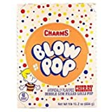 CHARMS BLOW POP CHERRY ( 48 in a Pack ) For Sale