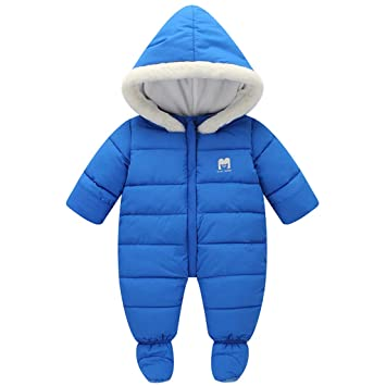Baby Girls Snowsuit 9-12 Months Cool In Summer And Warm In Winter Next