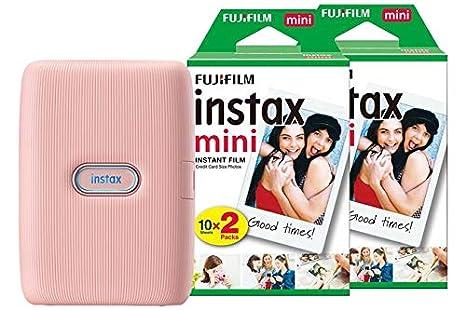 Fujifilm Instax Mini Link Impresora: Amazon.es: Electrónica