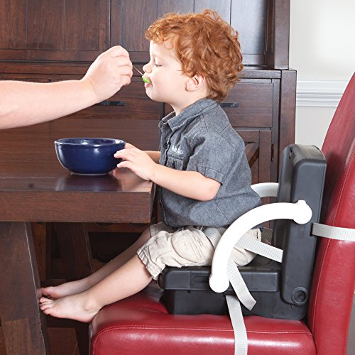 Dreambaby Portable Booster Hi Seat, Black by Dreambaby (Image #5)