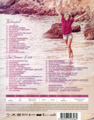 Helene Fischer Farbenspiel Amazon Com Music