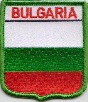 Bulgaria búlgaro de la bandera de parche escudo del Real Mallorca