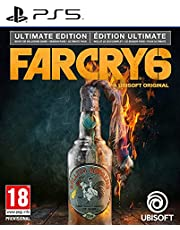 Far Cry 6 - Ultimate Edition - Inclusief Season Pass en Ultimate Pack (PS5)