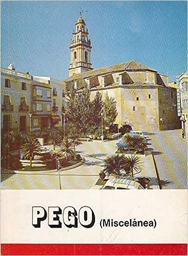 Pego: Miscelánea (Publicaciones de la Caja de Ahorros Provincial de la Excma. Diputación de Alicante) (Spanish Edition): 9788472314825: Amazon.com: Books