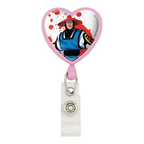 Amazon.com : Mortal Kombat Klassic Raiden Character Heart ...
