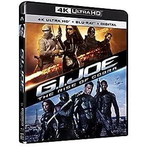 G.I Joe Rise of the Cobra [4K UHD + Blu-ray + Digital]