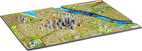 4D Cityscape Warsaw Puzzle (1000 Piece)