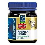 Manuka Health MGO 100+ Manuka Honey, 100% Pure New Zealand Honey, 8.8 oz./250
