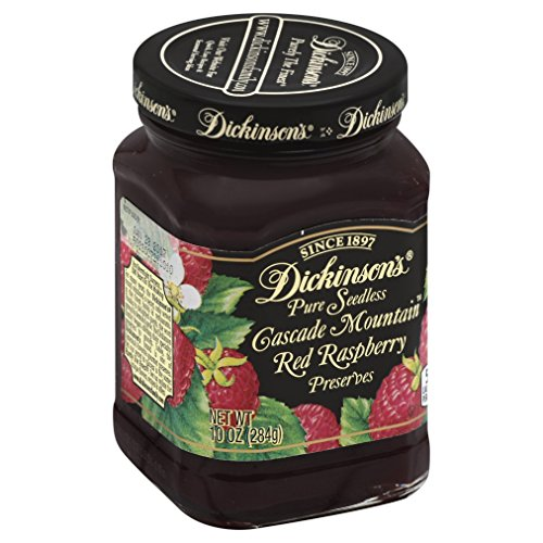 Dickinson's Seedless Red Raspberry Preserves, 10 oz ()