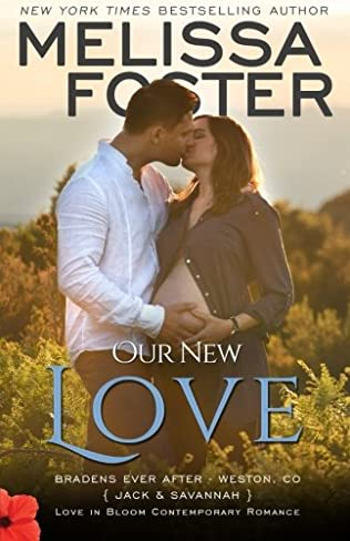 book cover of Our New Love