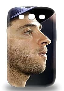 Series Skin 3D PC Case Cover For Galaxy S3 MLB Milwaukee Brewers Ryan Braun #8 ( Custom Picture iPhone 6, iPhone 6 PLUS, iPhone 5, iPhone 5S, iPhone 5C, iPhone 4, iPhone 4S,Galaxy S6,Galaxy S5,Galaxy S4,Galaxy S3,Note 3,iPad Mini-Mini 2,iPad Air )