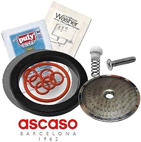 Ascaso Dream kit de piezas de reparación + bucles a versión ...