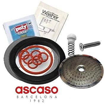 Ascaso Dream kit de piezas de reparación + bucles a versión (después de 09/2012): Amazon.es: Hogar