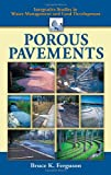 img - for Porous Pavements (Integrative Studies in Water Management & Land Deve) book / textbook / text book