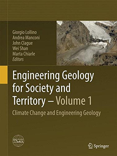 Engineering Geology for Society and Territory - Volume 1: Climate Change and Engineering Geology by Springer