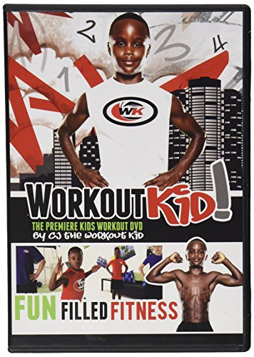 Workout Kid Fitness DVD (Best Exercise For Kids)