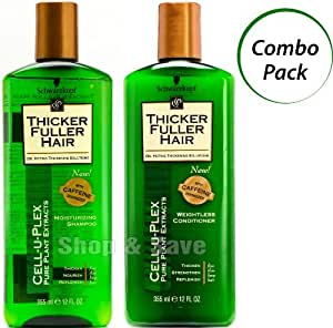 mens hair thickening styling products thicker fuller hair weightless shampoo 9005