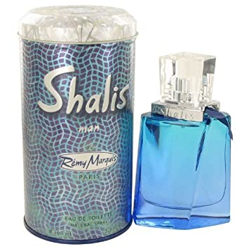 SHALIS for men by REMY MARQUIS 3.4 OZ. EDT Spray