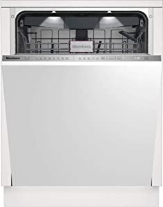 Blomberg DWT81800FBI 24 Inch Built In Fully Integrated Dishwasher in Panel Ready