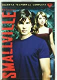 Tom Welling, John Glover, Jensen Ackles, Eric Johnson, Allison Mack, Sam Jones, Kristin Kreuk, Michael Rosenbaum, John Schneider, Annette O'Toole - Smallville 4ª Temporada [Import espagnol] (6 DVD)