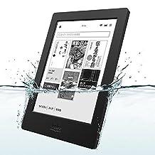 Kobo Aura H2O Waterproof eReader Black N250-KJ-BK-S-EP From Japan