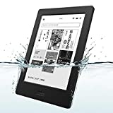 Kobo Aura H2O Waterproof eReader Black N250-KJ-BK-S-EP From Japan
