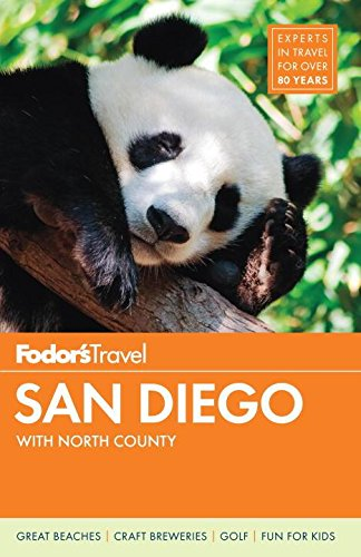 (Fodor's San Diego: with North County (Full-color Travel Guide))