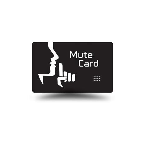 MuteCard - Protección contra Robo de Identidad y Datos | Proteja su Tarjeta de crédito de