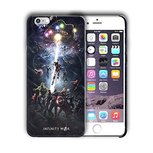 Hard Case Cover with Сomics design for Iphone 6 6s