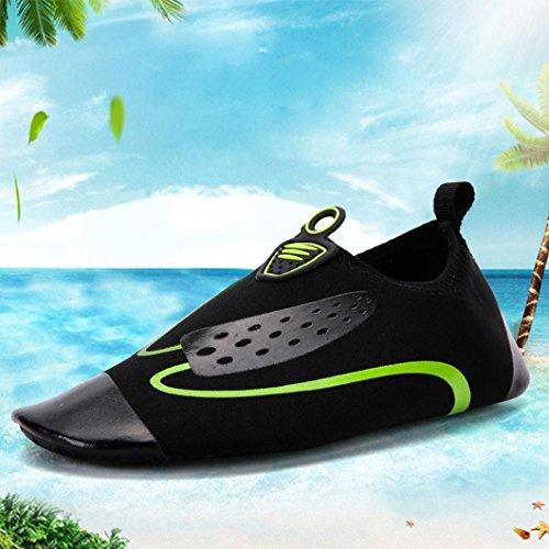 tm À Peau Des En Nage Surfer Sports Vert Yoga De Chaussures Femmes L'unisexe Chaussettes Musheng Séchage Le Hommes Rapide fwdqxvI0