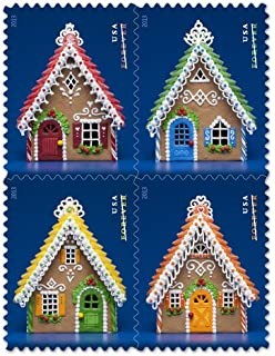 Amazon.com: Charlie Brown Christmas USPS Forever Stamps, Book of ...