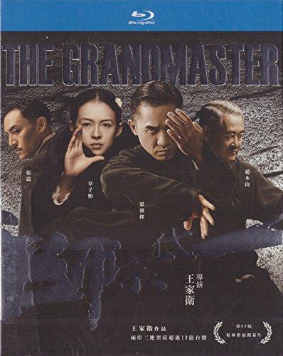 The Grandmaster (Region A Blu-ray) (English subtitled) Taiwan version