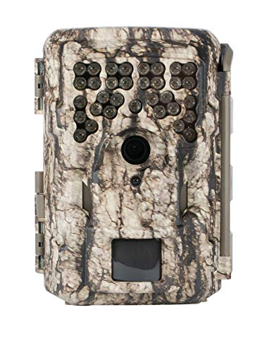 Moultrie M8000 Infrared Flash Trail Camera (2019) | Compatible Mobile