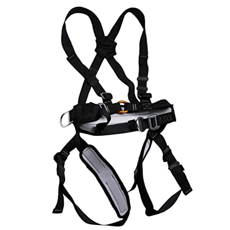Backpack With Safety Harness