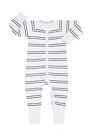 Clothing, Shoes & Accessories Bonds Baby Girls White With Pink Spot Long Sleeve Cotton Terry Zip Wondersuit Moderate Price Girls' Clothing (newborn-5t)