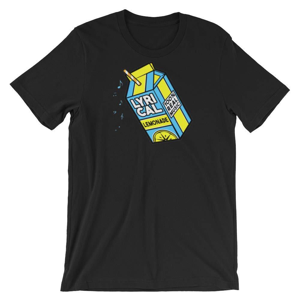 Lemonade Real Lyrical Music Shirt Lyrical Lemonade YBN Gang Short-Sleeve Unisex Shirt Black