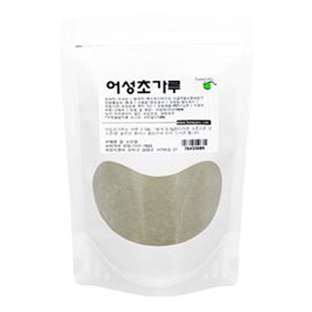 Korean Natural Houttuynia Cordata Powder 10.5oz(300g) 어성초가루