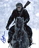 #6: Andy Serkis Planet of the Apes Authentic Signed 8X10 Photo BAS #C18639