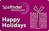 Spafinder Wellness 365 Happy Holidays Gift Cards - E-mail Delivery