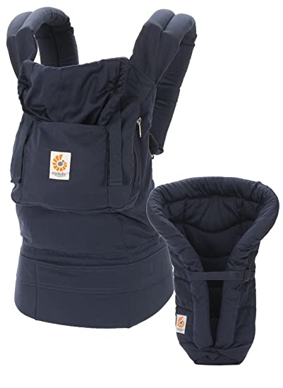 1c97935c6db Amazon.com   Ergobaby Organic Bundle of Joy Carrier and Infant ...