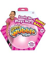 Wubble Super Bubble Ball, Pink