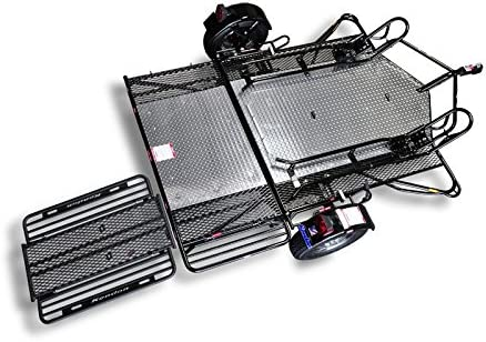 Kendon Stand-Up Dual Ride-Up SRL Motorcycle Trailer