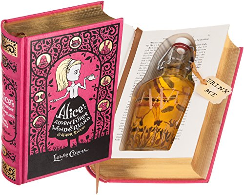 alice-drink-me-flask-hollow-book-alices-adventures-in-wonderland-by-lewis-carroll-leather-bound-magn