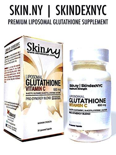 Liposomal Glutathione IntraCellular Absorption Supplement product image