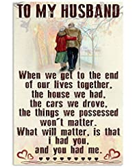 Staripy to My Husband Poster - The for Y...